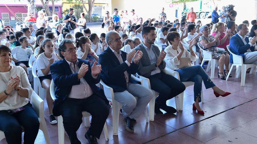 Arranca la XIV Feria del Sureste en Cruce de Arinaga