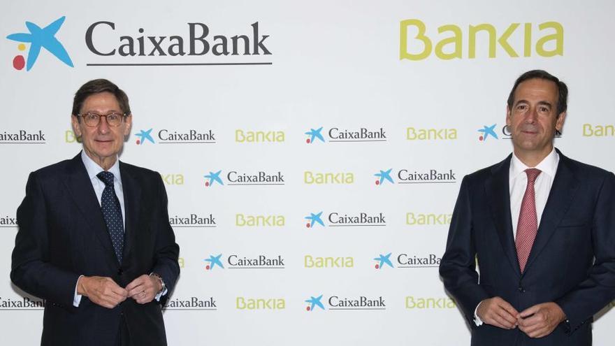 Bankia celebrará la junta para aprobar la fusión el 1 de diciembre y CaixaBank el 3