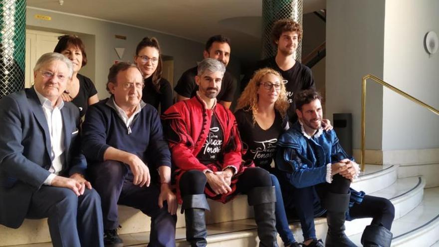 El Tenorio de La Tijera renueva el elenco y parte de la escenografía