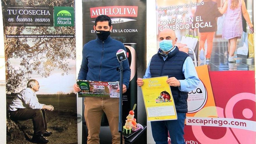 La empresa Mueloliva de Priego sustituye la comida de Navidad por bonos para consumir en la localidad