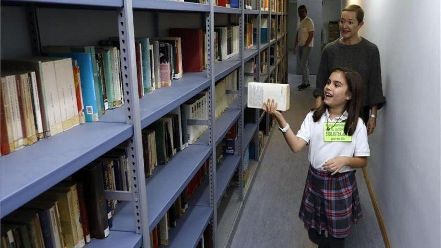 Amaya y el misterio de los libros que oculta el sótano