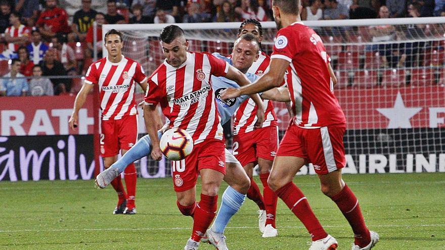 Borja García signa per dues temporades en la seva segona etapa al Girona