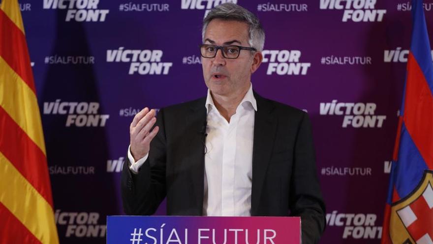 El Barcelona suspende el proceso electoral provisionalmente