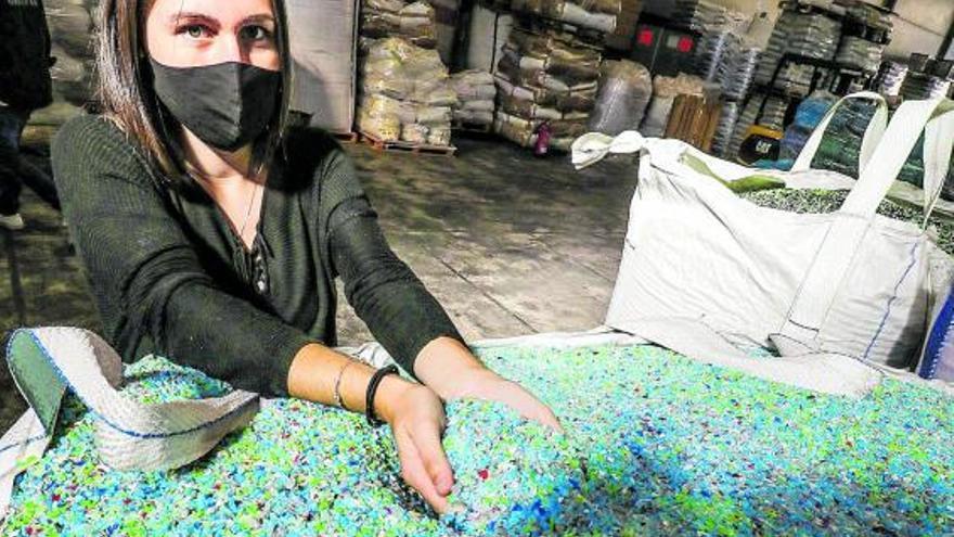Los plásticos, en peligro  de desabastecimiento