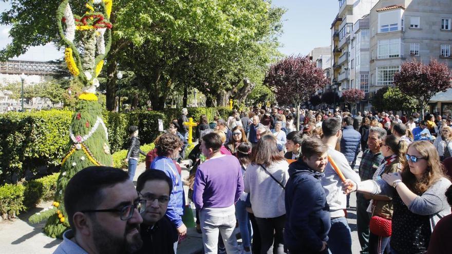"""Redondela reúne más de treinta """"maios"""" en su concurso virtual"""