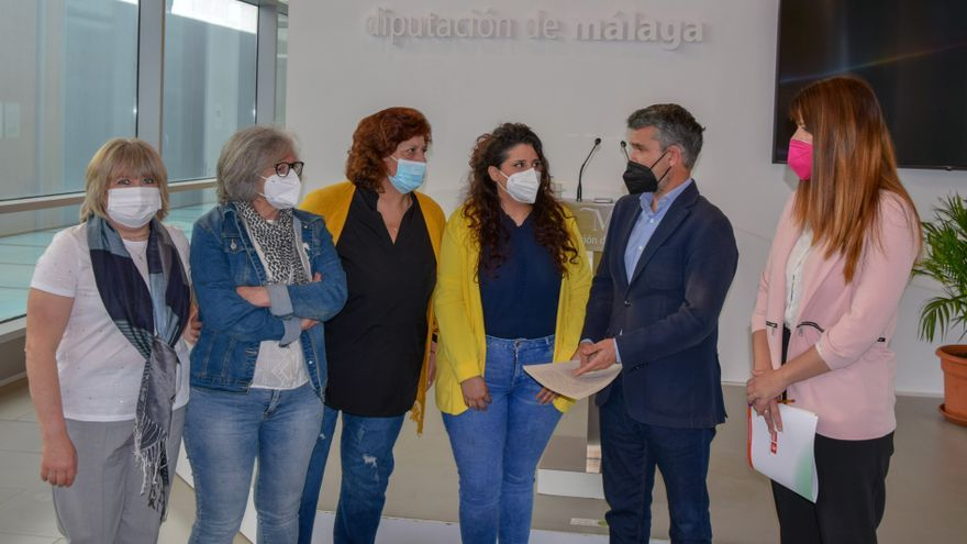 El PSOE amenaza a Diputación con ir a los tribunales si no saca a licitación el contrato de ayuda a domicilio