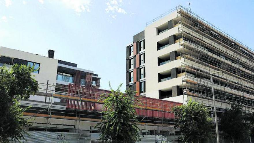 Nou Llevant recibirá a los primeros vecinos de los pisos de lujo en pocos meses