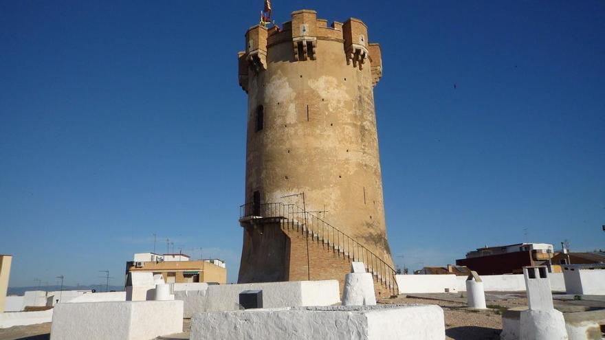 La Torre de Paterna cumple 50 años como monumento histórico-artístico