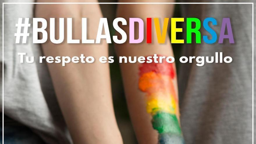 Bullas conmemora el Día Internacional del Orgullo LGTBI