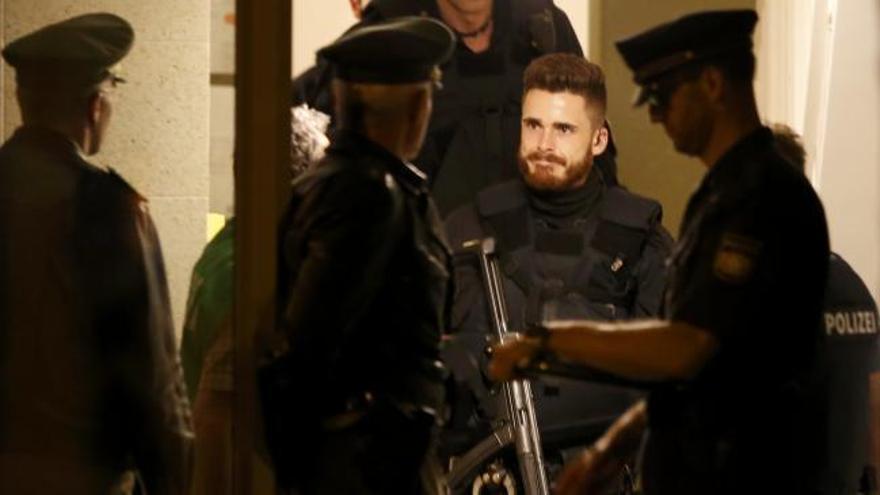 Un alemán-iraní de 18 años, único autor del tiroteo en Múnich