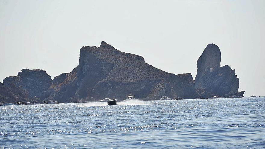 El CN Estartit estudia quin és l'impacte de la nàutica recreativa a les illes Medes