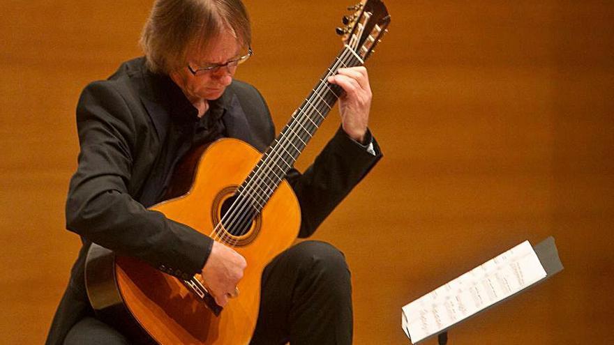La guitarra de David Russell