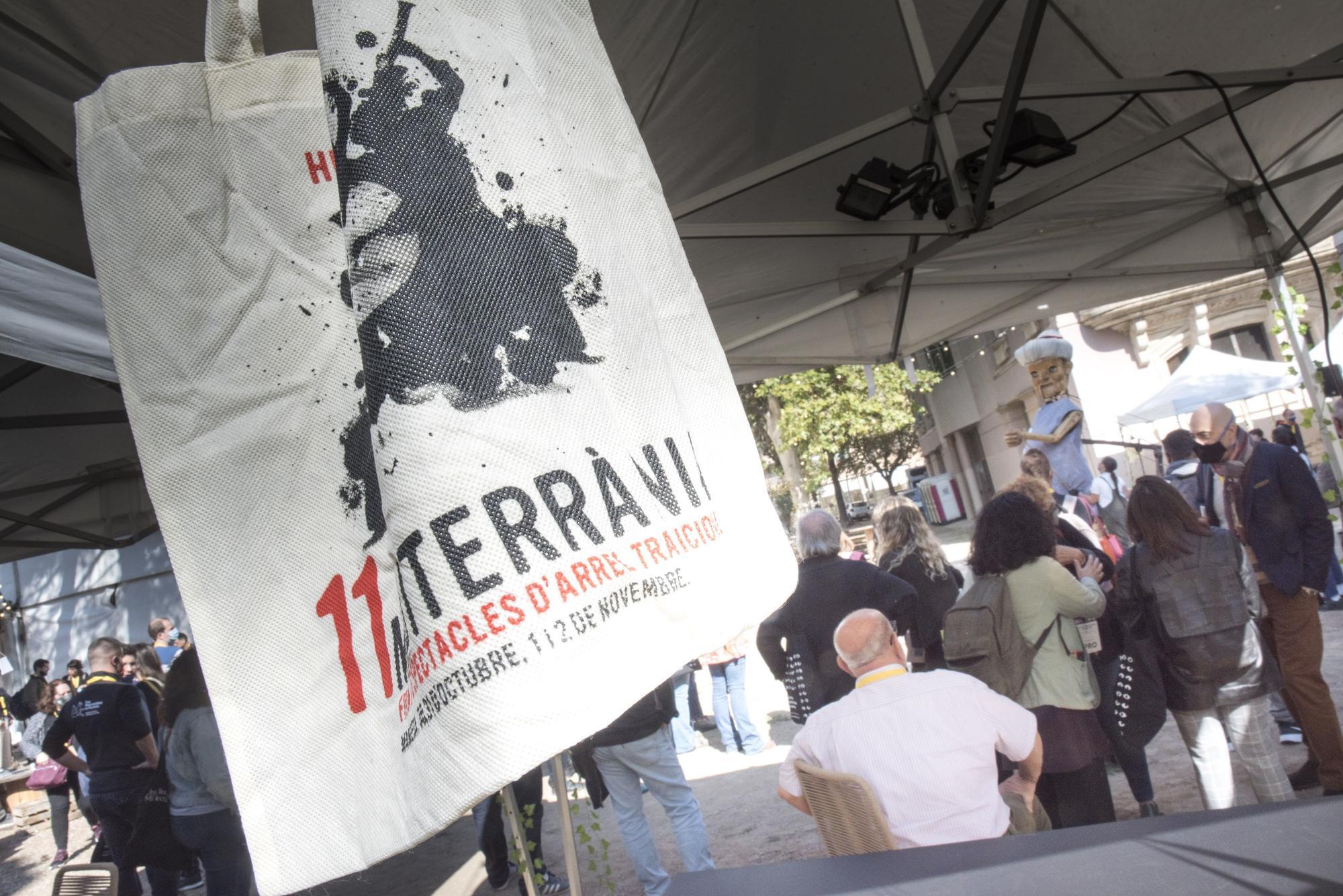 Primer dia de la Fira Mediterrània de Manresa