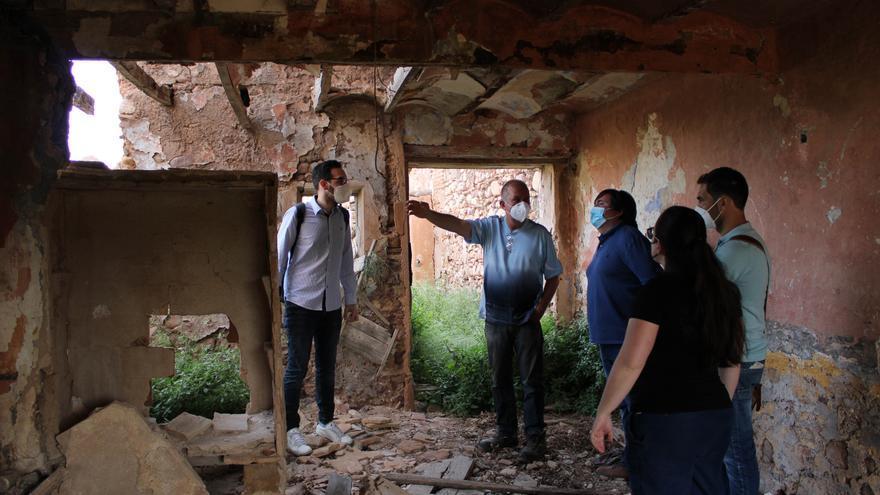 Burriana proyecta un centro sobre la citricultura en la Torre Carabona