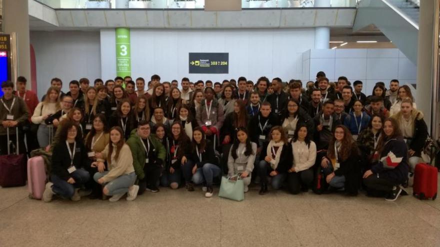 Schüler von Mallorca sollen in Deutschland duale Ausbildung schätzen lernen