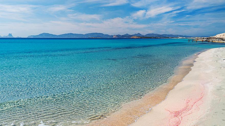 Naturaleza pura bañada por el mar