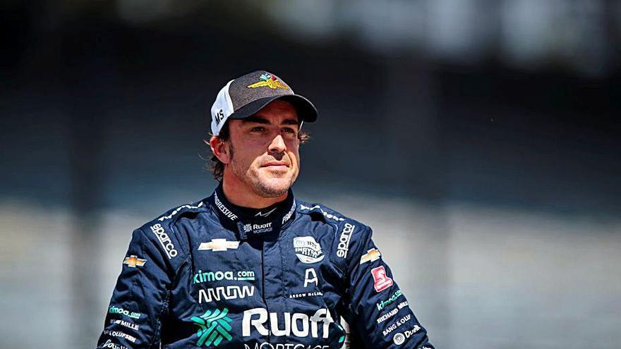 "Fernando Alonso: ""Estoy OK"""
