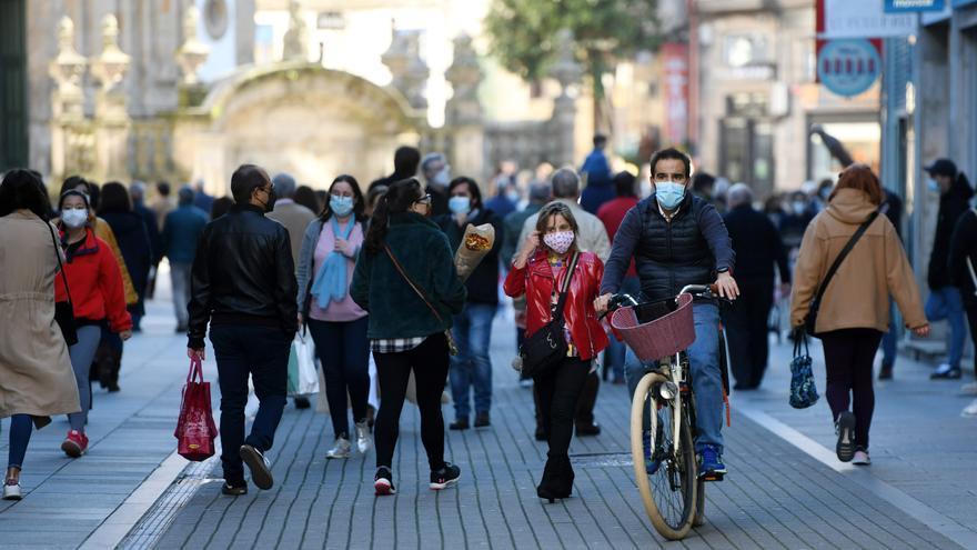 El COVID acelera en Pontevedra: 100 contagios más en un solo día
