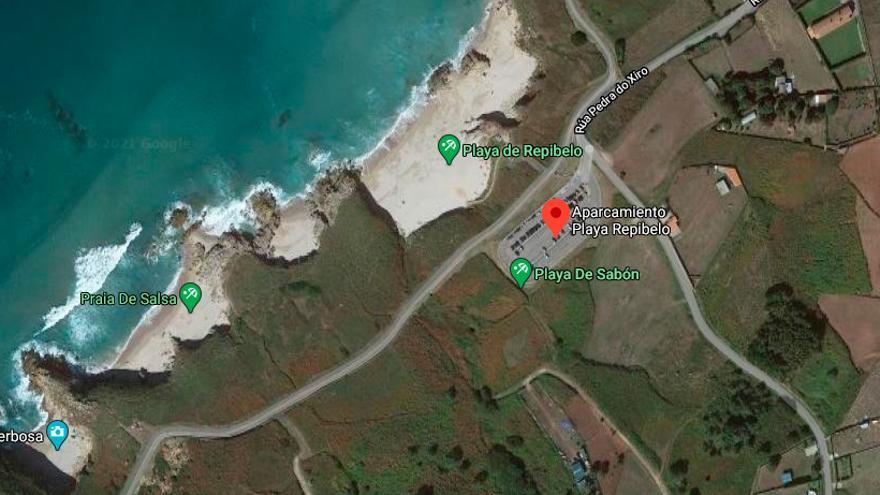 Rescatan del agua el cadáver de un hombre en una playa de A Coruña