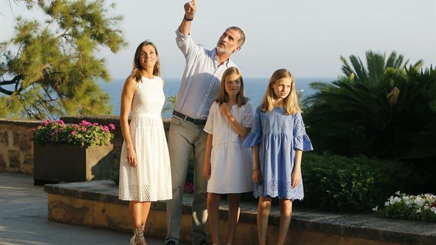 Agenda oficial de los Reyes en Mallorca: visitarán Petra y el barrio de Son Roca para conocer el proyecto Naüm
