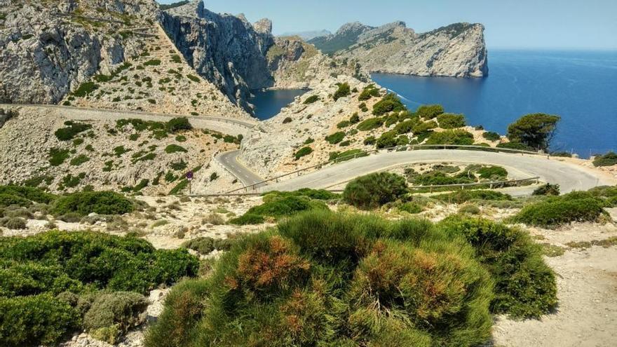 Fahrverbot auf Formentor-Straße soll ausgeweitet werden