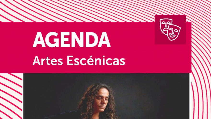 Concierto de guitarra flamenca de Oscar Barrio