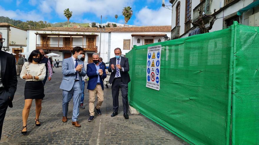 Medio millón de euros convertirán la Casa de los Alvarado en centro turístico en Teror
