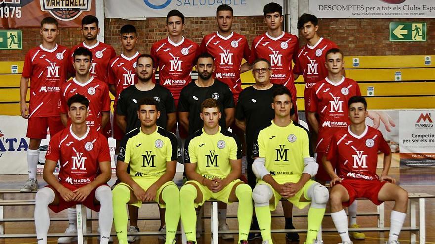 El Sala 5 Martorell i el Futsal Vicentí volen afermar-se a la Divisió d'Honor Nacional