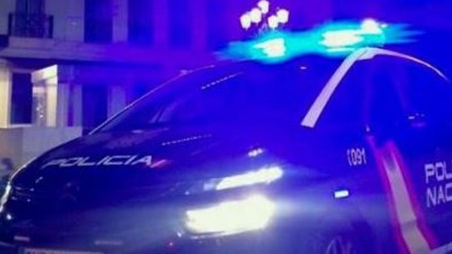 La Policía Nacional desmantela una fiesta ilegal de nueve personas en València