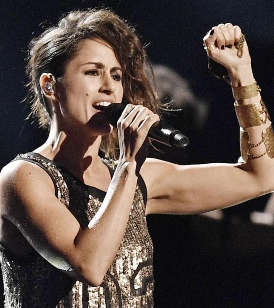 """Barei estalla contra los responsables de su candidatura en Eurovisión: """"Era un no por delante"""""""