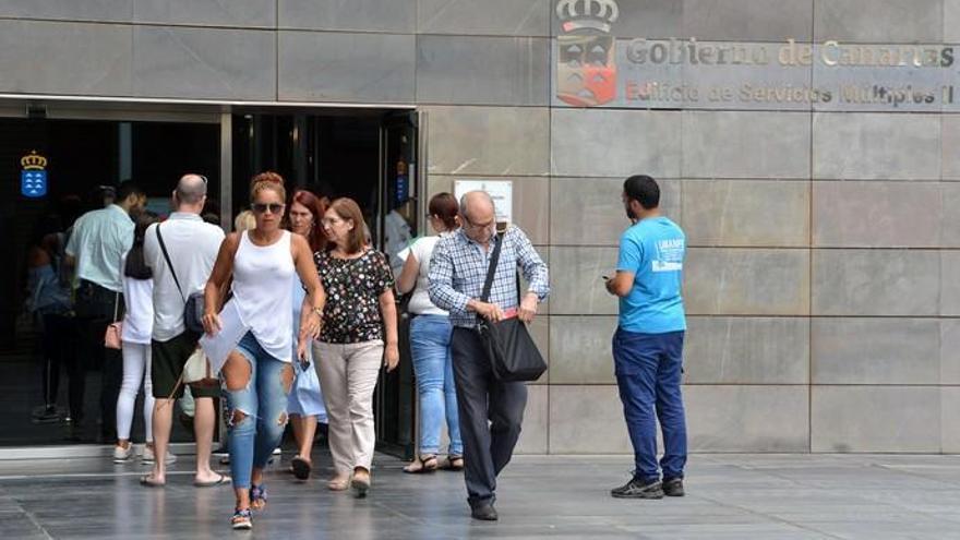 Canarias abona este mes el 50% de las ayudas covid al alquiler de viviendas
