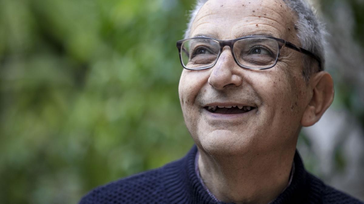 L'advocat Bartomeu Colom Pastor fotografiat a Palma.