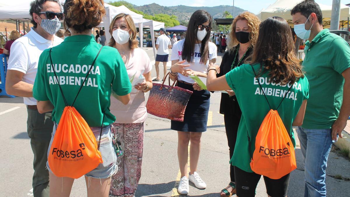 Benicàssim lanza una nueva campaña de educación ambiental