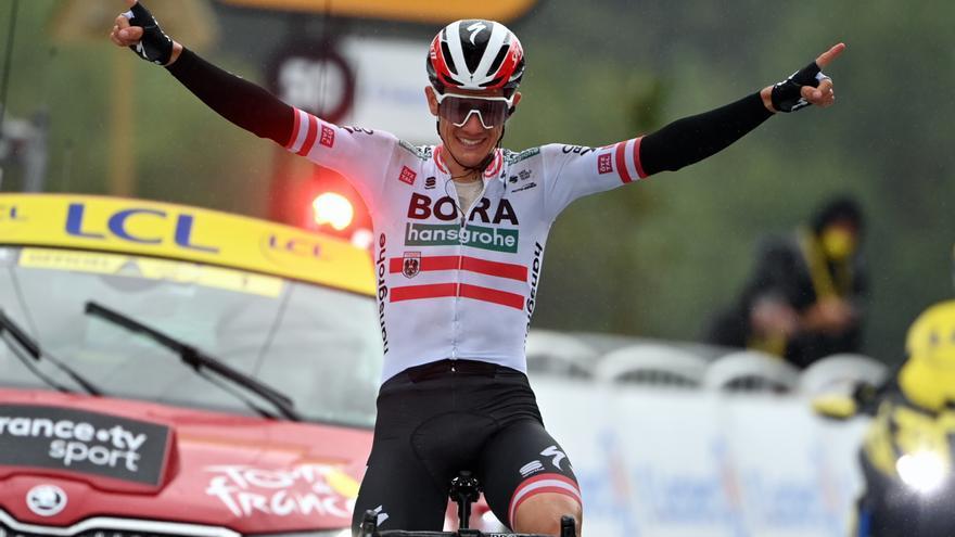 Así está la clasificación general del Tour de Francia tras la etapa 16