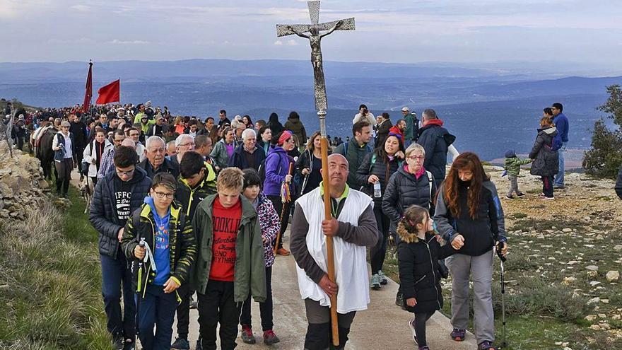 Sanitat impide celebrar la 700ª rogativa de Catí a Castellfort