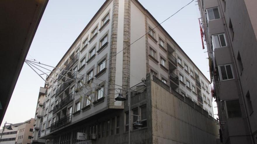 El TSXG otorga legimitimidad a los sucesores para seguir la demolición del edificio Noria 2