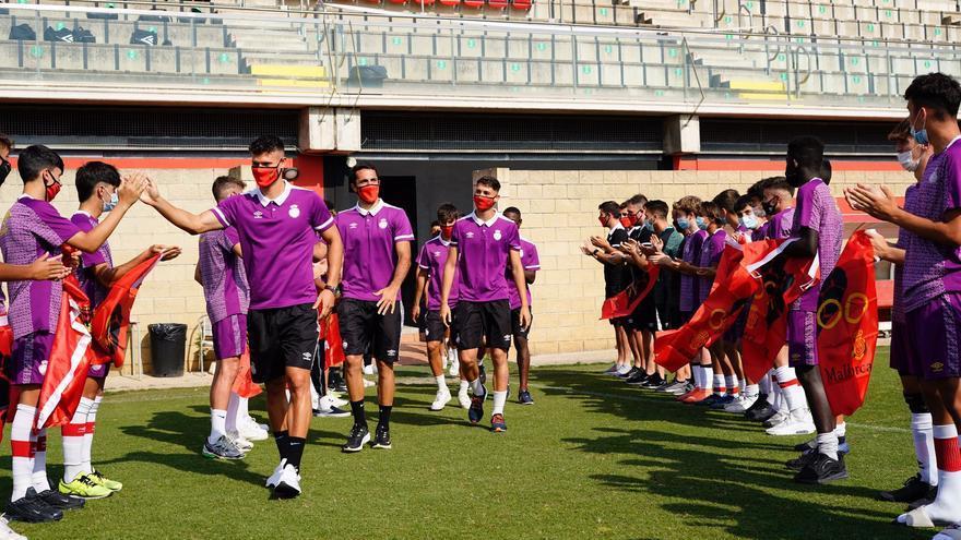 Mucho más que una final por el ascenso para el Mallorca B
