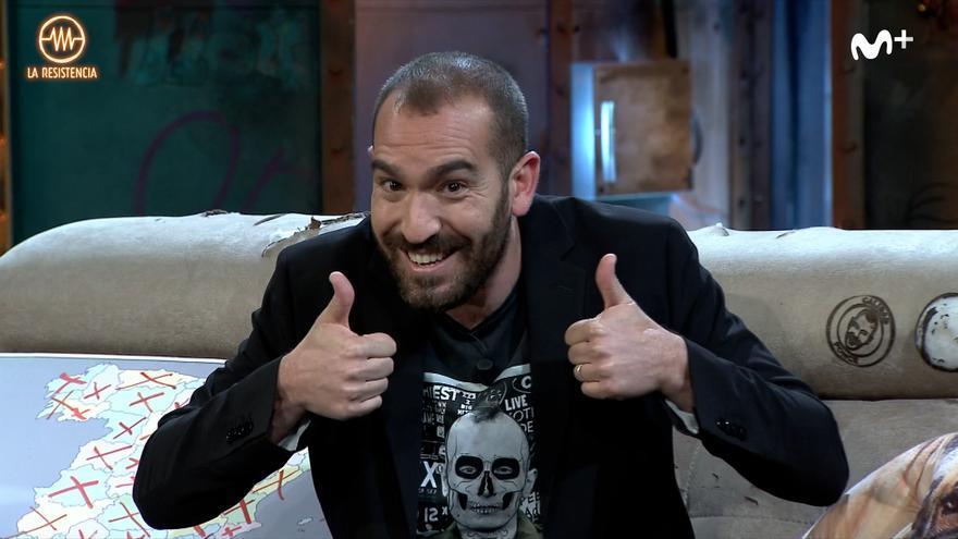 """Jorge Ponce cede su cara de """"tonto"""" para promocionar A Coruña"""