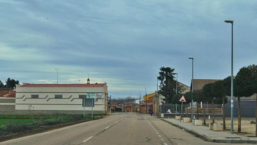 La construcción de 15 viviendas públicas en Santa Cristina de la Polvorosa, muy cerca