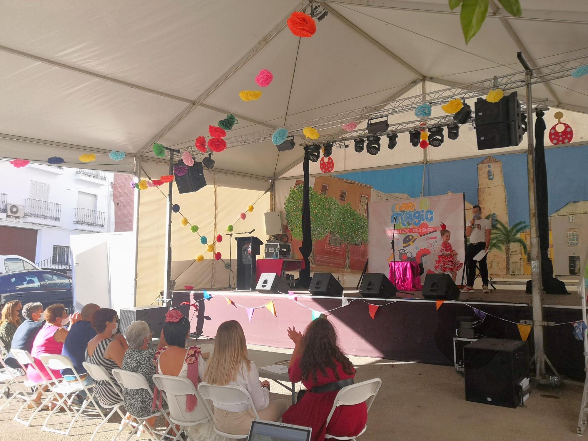 151 edición de la Feria del Ganado de Villanueva de Tapia