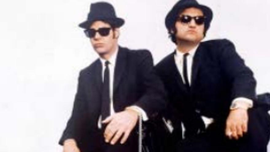 Mes de la música - The blues brothers