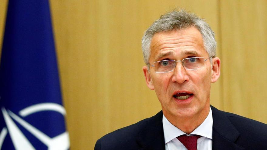 La OTAN invita a Biden a una cumbre al inicio de 2021