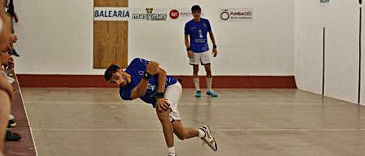 Canari y Vercher juegan en contra | FUNPIVAL