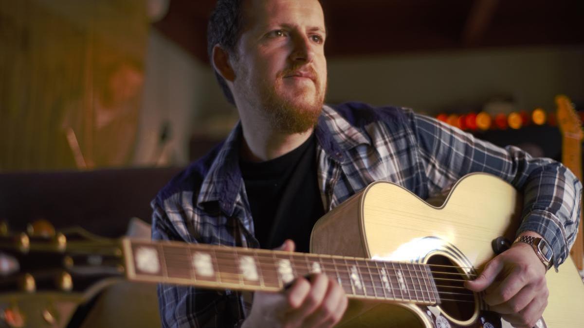 El cantautor figuerenc Robert Molina