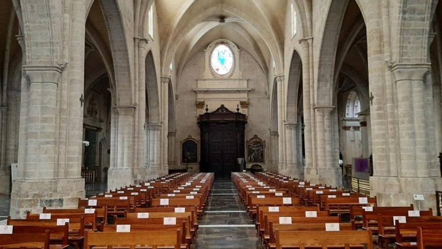"""La Catedral acogerá el 2 de julio la """"procesión de antorchas"""""""