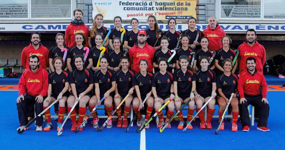 Selección Femenina Hockey