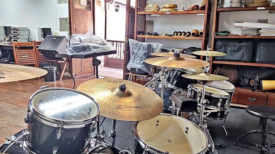 La escuela de música pasa a una casa municipal tras 29 años de alquiler