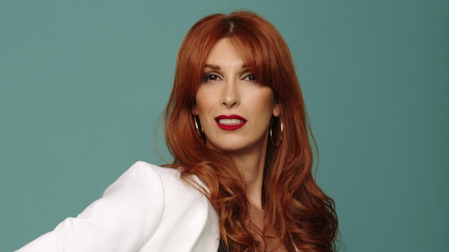 """Valeria Vegas: """"El cine y la televisión se han portado muy mal con el colectivo trans, pero algo está cambiando"""""""