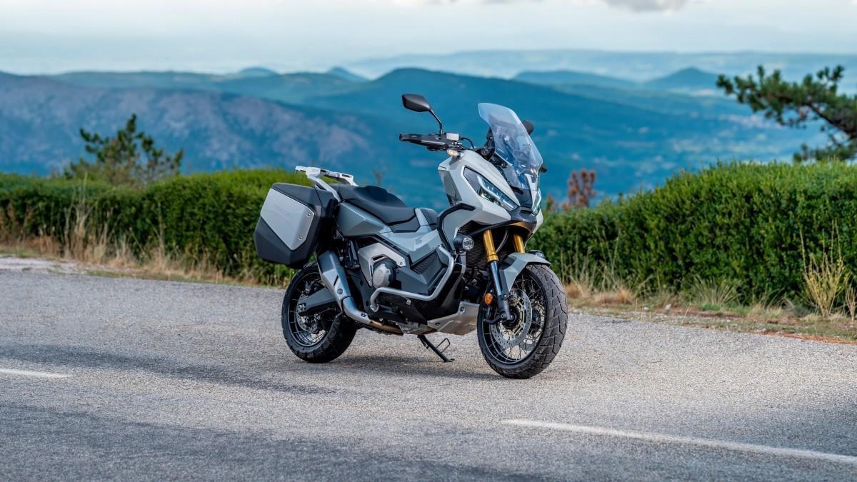 Honda X-ADV, más tecnológica