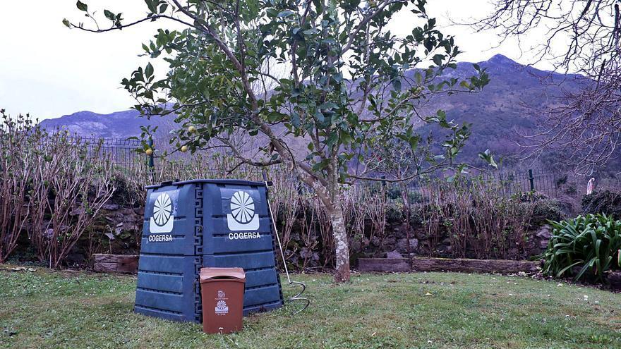 Ya están abiertas las inscripciones para la campaña de compostaje doméstico de Cogersa
